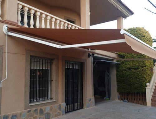 Tipos de toldos para terrazas: ¿cuántos hay?
