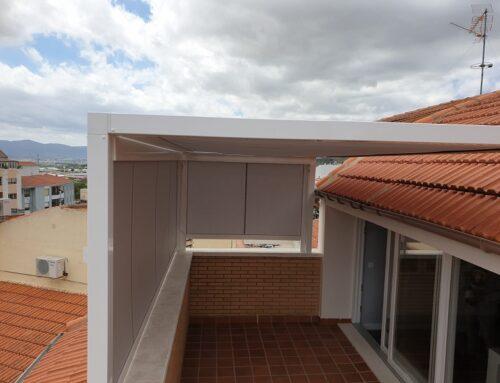 Tipos de estores exteriores con los que equipar tus terrazas y balcones