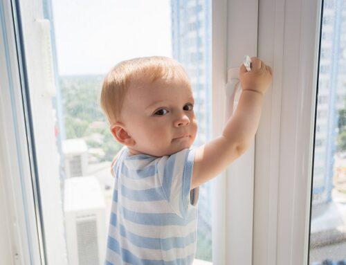 Cómo mejorar la seguridad de las ventanas si tienes niños en casa